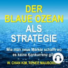 Der Blaue Ozean als Strategie. Wie man neue Märkte schafft wo es keine Konkurrenz gibt