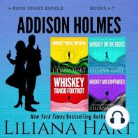 Addison Holmes Mystery Box Set, The
