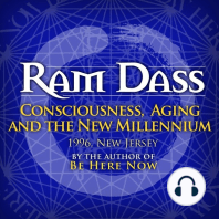 Consciouslness and Aging In The New Millenium