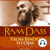 From Bindu to Ojas