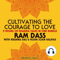 Cultivating the Courage to Love