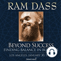 Beyond Success: Finding Balance in Business
