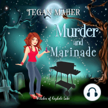 Murder and Marinade: Witches of Keyhole Lake Paranormal Mysteries Book 5