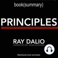 Principles by Ray Dalio - Book Summary
