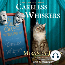 Careless Whiskers: Cat in the Stacks Mystery Series, Book 12
