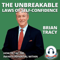 The Unbreakable Laws of Self-Confidence