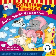 Benjamin Blümchen - Gute-Nacht-Geschichten - Folge 30