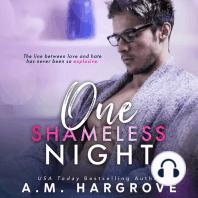 One Shameless Night (A West Sisters Novel)