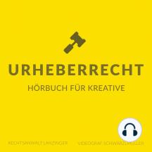 Urheberrecht: Hörbuch für Kreative