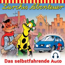 Lurchis Abenteuer - Das selbstfahrende Auto