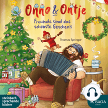 Onno & Ontje – Freunde sind das schönste Geschenk (Band 4)