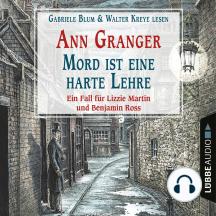 Mord ist eine harte Lehre - Ein Fall für Lizzie Martin und Benjamin Ross - Viktorianische Krimis 7