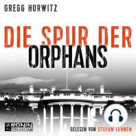 Die Spur der Orphans - Evan Smoak, Band 4