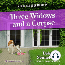Three Widows and a Corpse: A Food Blogger Mystery