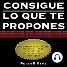 Consigue lo que te propones - Go Getter [Spanish Edition]