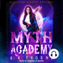 Myth Academy: Mythology Academy Book One