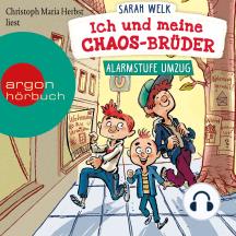 Alarmstufe Umzug - Ich und meine Chaos-Brüder, Band 1