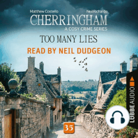 Too Many Lies - Cherringham