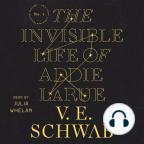 Аудиокнига, The Invisible Life of Addie LaRue - Слушать аудиокнигу бесплатно, активировав пробный период