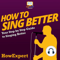 How To Sing Better