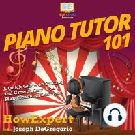 Piano Tutor 101