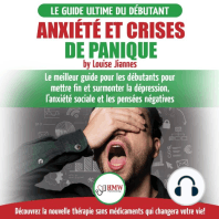 Arrêter L'anxiété Et Crises De Panique