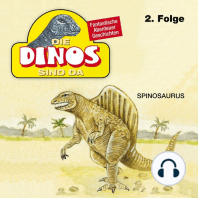 Die Dinos sind da, Folge 2
