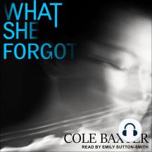 What She Forgot