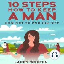 10 Steps How To Keep A Man