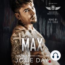 MAX: Hell's Seven Biker Romance