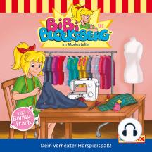 Bibi Blocksberg - Folge 133: Im Modeatelier