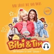 Bibi & Tina - S1/04: Bibi lässt die Sau raus (Hörspiel zur Serie): Amazon Prime Original Serie