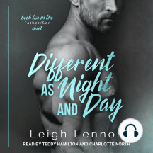 Different as Night and Day: Father/Son Duet, Book 2