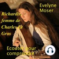 Richardis, femme de Charles Le Gros