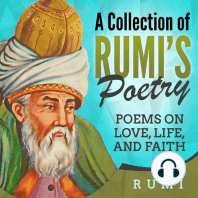 A Collection of Rumi's Poetry