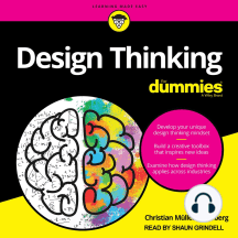 Design Thinking for dummies: A Wiley Brand