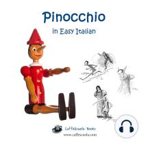 Pinocchio in Easy Italian