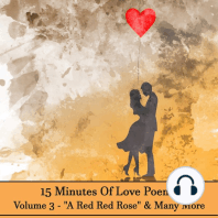 15 Minutes Of Love Poems - Volume 3