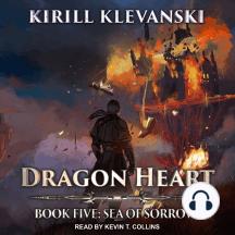 Dragon Heart: Book 5: Sea of Sorrow