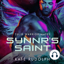 Synnr's Saint: Fated Mate Alien Warrior Romance