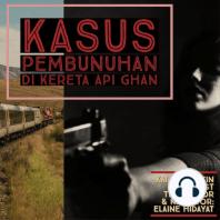 Kasus Pembunuhan Di Kereta Api The Ghan