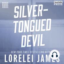 Silver-Tongued Devil: A Rough Riders Prequel Novel