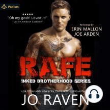 Rafe: Inked Brotherhood, Book 5