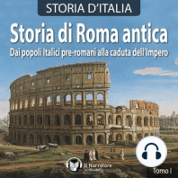 Storia d'Italia - Tomo I - Storia di Roma antica