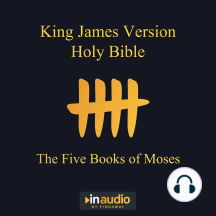 King James Version Holy Bible - The Five Books of Moses