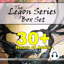 The Legon Series: The Complete Series Box Set