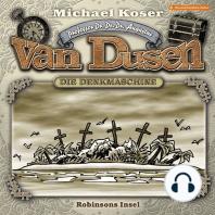 Professor van Dusen, Folge 23