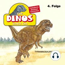 Die Dinos sind da, Folge 4: Tyrannosauro
