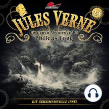 Jules Verne, Die neuen Abenteuer des Phileas Fogg, Folge 24: Die geheimnisvolle Insel