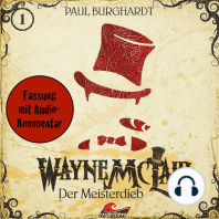Wayne McLair, Fassung mit Audio-Kommentar, Folge 1